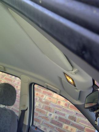 Holden Vectra Roof Lining