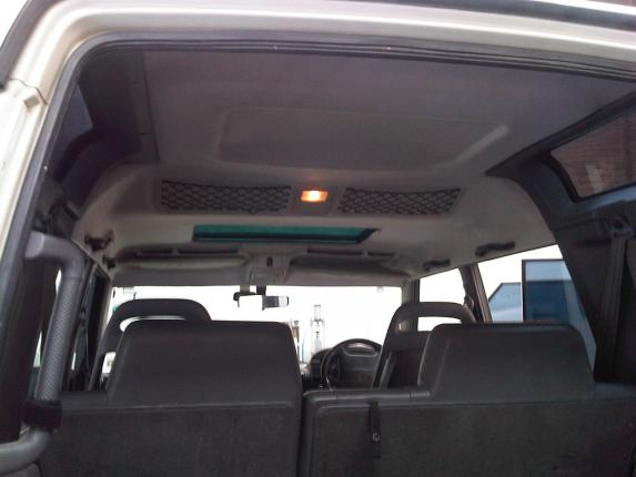 Landrover Discovery Rooflining