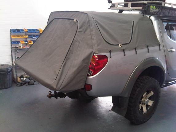 nissan canvas canopy