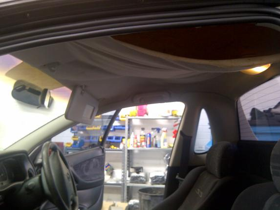 Car Roof Lining Repair Perth 187 Sew Good Canvas